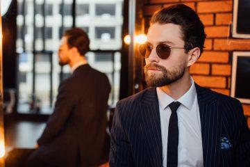 как да се облича стилно мъж
